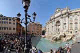 Roma, Fontana de Trevi