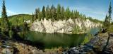 Ruskeala marble quarry