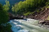 republic of Karachaevo-Cherkessia, Big Laba river