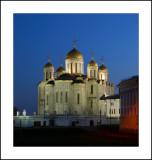 Vladimir, Uspenskiy (Assumption) cathedral 1160