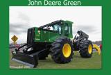 John Deere Green January 20