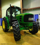 John Deere Tractor January 22