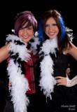 Gina and Lisa