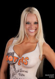 Hooters body paint by Nick Wolfe (18+)