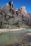 Three Patriatchs and the Virgin River