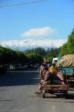 On the way to Tashkurgan