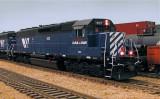 MRL 303 Athearn Genesis SD45-2