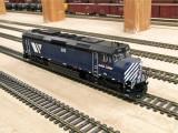 MRL 392 - F45 (Athearn Genesis)