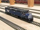 MRL 393 - F45 (Athearn Genesis)