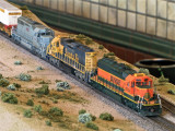 Sterling Moore's SD40-2s.