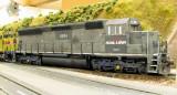 MRL SD45 8924, P2K.