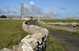 Round Tower of the Kilmacduagh monastery
