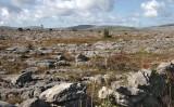 Limestone landscape of The Burren