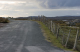 Scenic road from Oughterard to Derroe