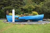Botanical boat