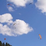 Paragliding Ballet