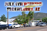 July 4, 2010 Weekend in Strawberry, AZ