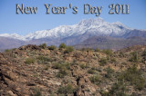 New Year's Day 2011