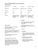 Porsche BOSCH MFI Manual - Check, Measure and Adjust - Page 25