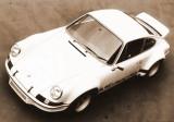 1973 Porsche 911 RSR 2.8 Liter Factory Photo