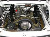 911 RSR 2.8 Liter Engine with High-Butterfly Mechanical Injection