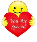 You are Special Valentine Smiley