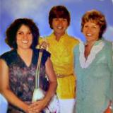 Sharon, Sally & Cathy1975