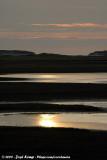 Sunset at Texel