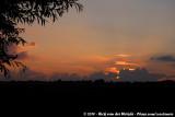 Sunset at Hoenkoop
