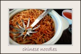 christmas chinese noodles