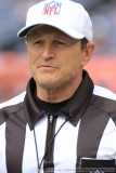 Head referee Ed Hochuli