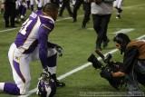 Minnesota Vikings DE Ray Edwards
