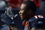 Denver Broncos WR Brandon Marshall