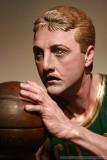 Larry Bird statue