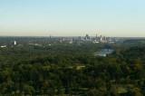 Aerial photo of St. Paul, Minnesota