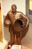James Naismith statue