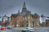 Tippecanoe County Courthouse - Lafayette, IN