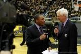 CBS announcers Gus Johnson & Bill Raftery
