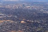 Aerial of Oklahoma City