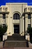 The old Hayward City Hall - Hayward, CA