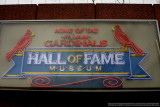 St. Louis Cardinals Hall of Fame Museum - St. Louis, MO