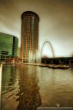 Millenium Hotel and the Arch