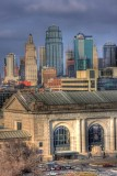 Kansas City in HDR