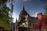 Budapest's Parliment in HDR