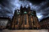 St Vitus Cathedral in HDR
