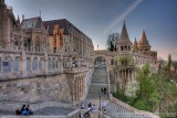 Fisherman's Bastion in HDR