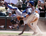 Los Angeles Dodgers catcher