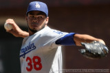 Los Angeles Dodgers pitcher