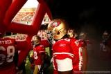 San Francisco 49ers pregame