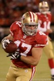 San Francisco 49ers FB Brit Miller